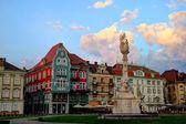 Holy Trinity Monument - Timisoara, Romania — Stock Photo