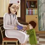 Постер, плакат: Nurse