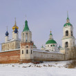 Постер, плакат: The Monastery of St Jacob Saviour Russia