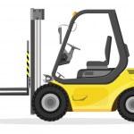 Forklift truck — Stock Vector #44664667