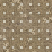 Seamless pavement texture consisting of light brown stones. — Stock Photo