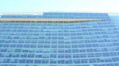 现代建筑-摩天大楼 — 图库视频影像