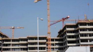 Pozemní stavitelství — Stock video