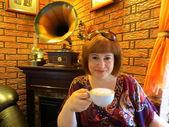 Coffee shop — Stockfoto
