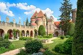 Bory castle — Stock Photo
