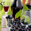 Drink of black currant — Stock Photo #51406205