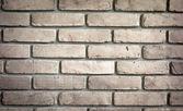 Ročník cihlové zdi textury — Stock fotografie