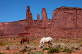 Monument Valley Landscape — Стоковое фото