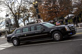 "President vehicle ""The Beast"" — Stock Photo"
