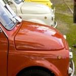 Vintage vehicles Fiat 500 — Stock Photo #45946471