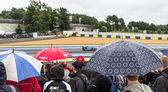 Rain over Le Mans 2013 — Foto de Stock