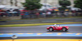 Maserati historic racecar at Le Mans 2013 — Stock Photo