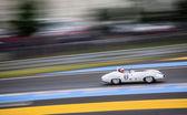 Historic racecar at Le Mans 2013 — Foto de Stock