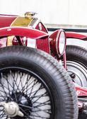 Alfa Romeo at Le Mans exhibition 2013 — Stock Photo