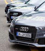 Safety cars at Le Mans 2013 — Stock Photo