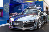 Audi R8 showcar front — Stock Photo