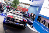 Showcar Audi R8 at Le Mans 2013 — Stock Photo