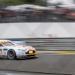 Постер, плакат: Aston Martin car Le Mans 2013