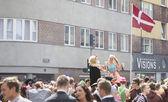 Carnival in Aalborg, Denmark, Europe — Stock Photo