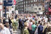 Carnival in Aalborg, Denmark, Europe — Stock fotografie