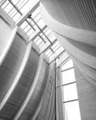 Aalborg joern Utzon Merkezi — Stok fotoğraf