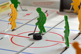 Hockey situation — Stock Photo