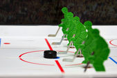 One hockey team — Stock Photo