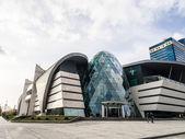 Park Bulvar shopping mall in Baku, the capital of Azerbaijan — Stock Photo