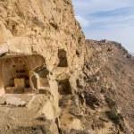 David Gareja, a rock-hewn Georgian Orthodox monastery complex — Stock Photo #44348001