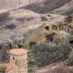 David Gareja, a rock-hewn Georgian Orthodox monastery complex — Stock Photo #44348089