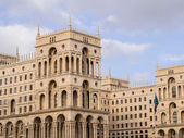 House of Government Baku — Stockfoto