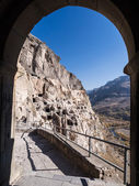 Vardzia cave city-monastery — Stock Photo