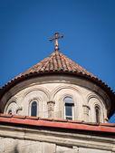 Monasterio de motsameta cerca de kutaisi, georgia — Foto de Stock