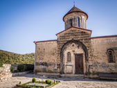 Motsameta monastery — Stock Photo