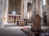 Inside of the Bagrati cathedral in Kutaisi — Stockfoto