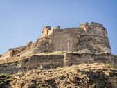 Ruins of the Gori Fortress (Goris Tsikhe) — Stock Photo