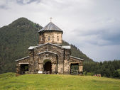 Sameba church in Shenako villgae — Stock Photo