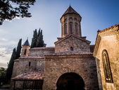 Ikalto cathedral in Kakheti region — Stock Photo