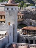 The old town (Rabati Castle) in Akhaltsikhe — Stock Photo
