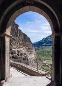 Vardzia cave city-monastery — Stock Photo