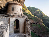 The chapel of the Vanis Kvabebi cave monastery — Stock Photo