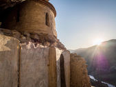 The chapel of the Vanis Kvabebi cave monastery — Stockfoto