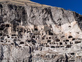 Vardzia cave city-monastery — Stockfoto