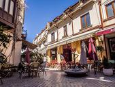 Rua de tbilisi — Fotografia Stock