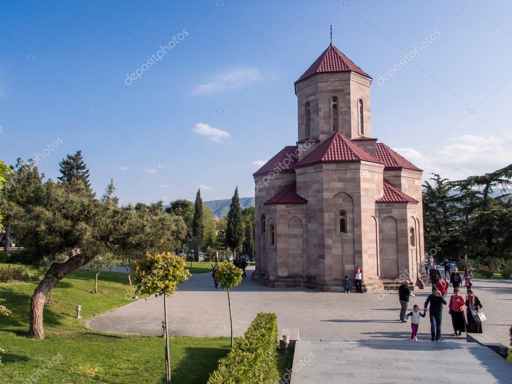 Свято-Троицкий собор в Тбилиси