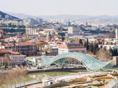 The old town of Tbilisi — Stock Photo