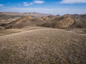 Landscape of Kakheti region  Georgia. — Foto Stock