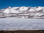 Saghamo lake — Foto Stock
