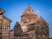 Sevanavank monastic complex — Stock Photo