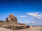 Sevanavank monastic complex — Stock Photo